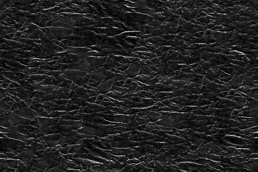Classic Dark Leather Texture