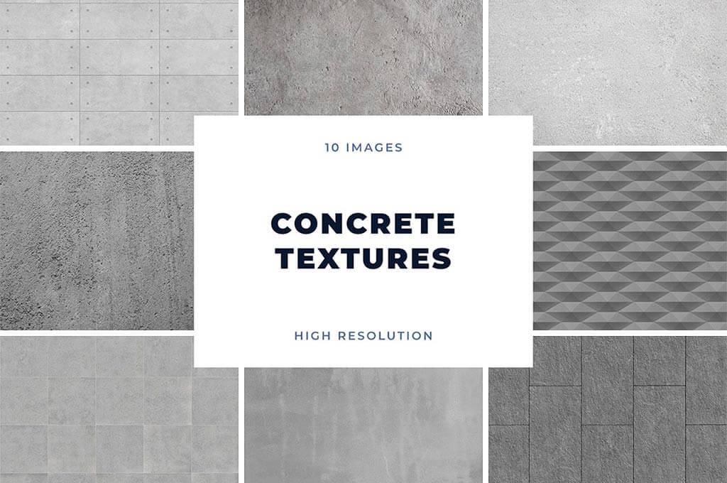 Concrete Texture Images