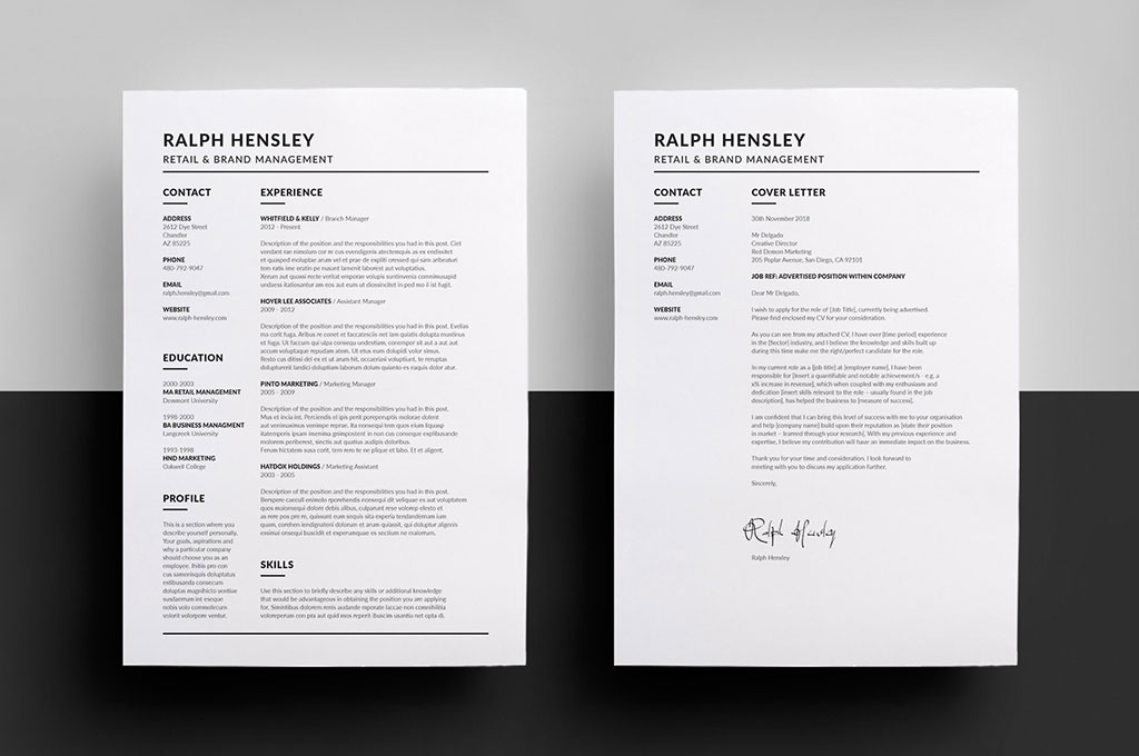 Essential Resume Collection