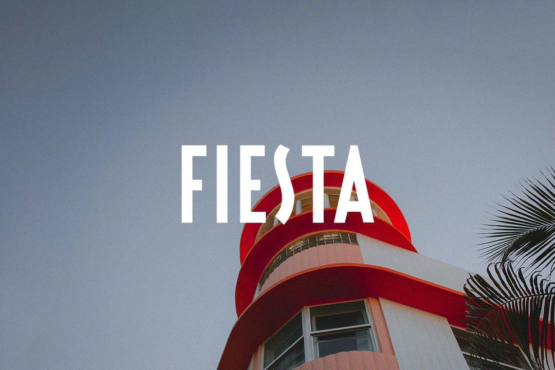 Fiesta Free Font Family