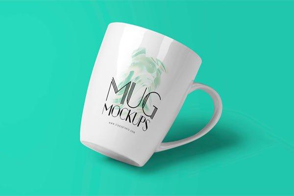 Free Coffee Cup Mockup Scenes