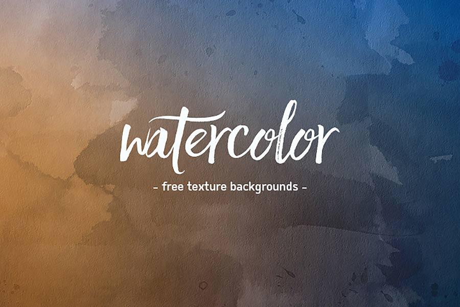 Free Hi-Res Watercolors