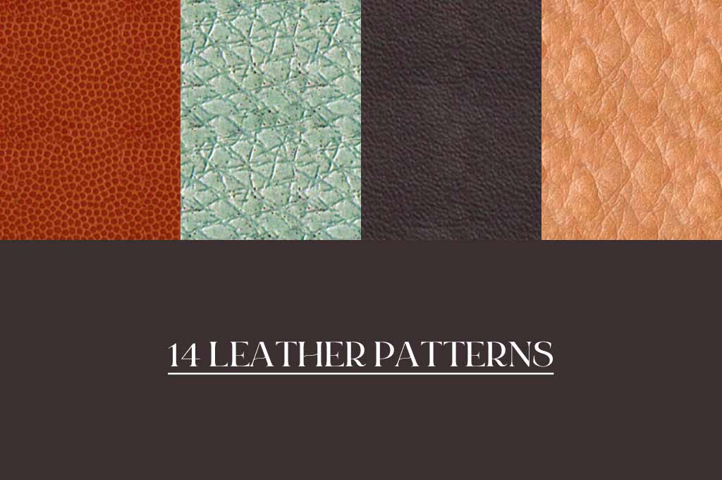 Free Leather Patterns