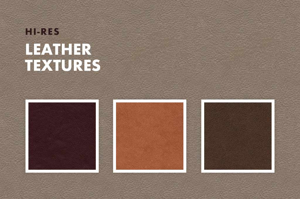 Free Leather Texture Backgrounds