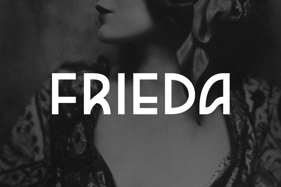 Frieda Minimalist Font