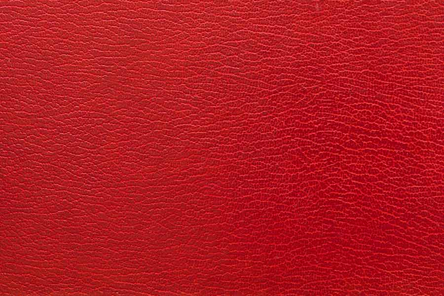 Full Frame Red Leather Texture