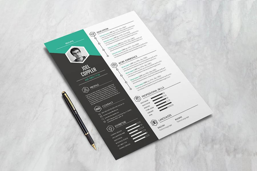 Modern General CV/Resume