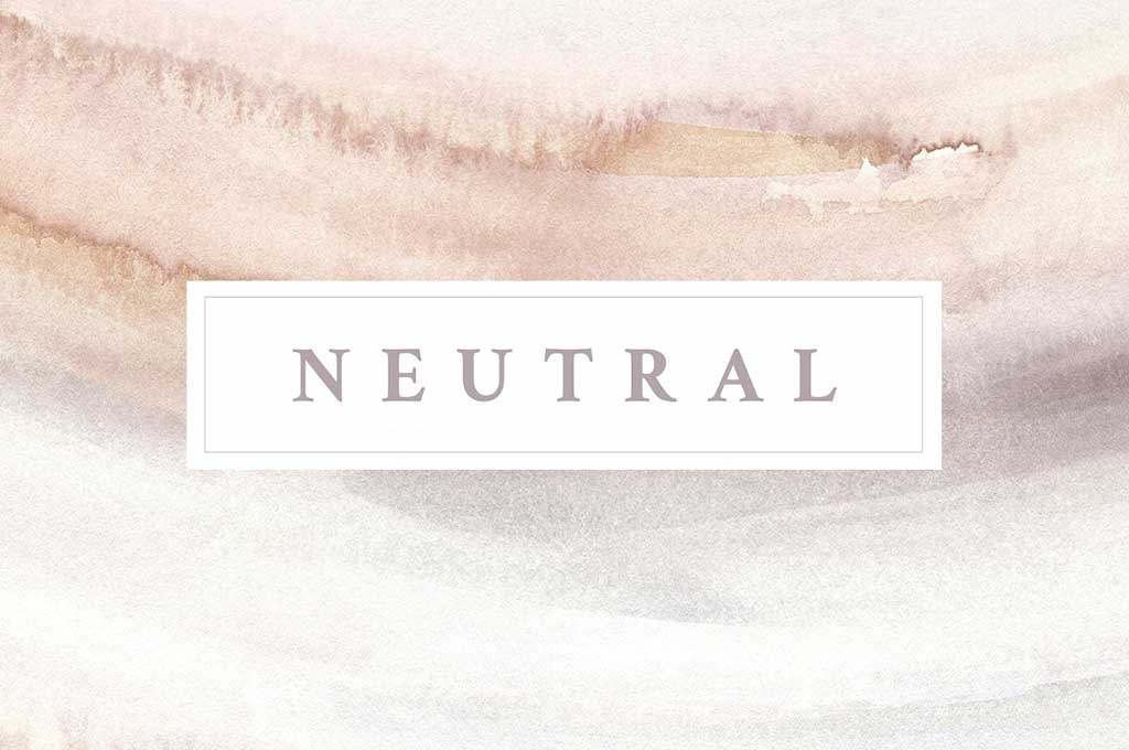 Neutral Watercolor Backgrounds