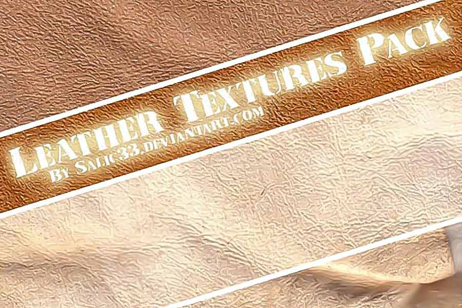 Old Leather Texture Pack
