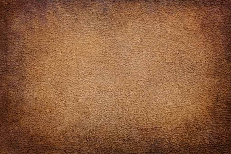Old Vintage Brown Leather Texture