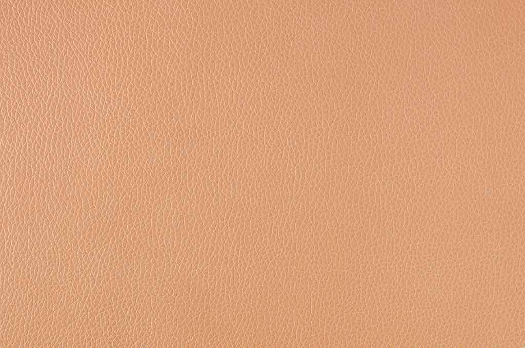 Peach Fine Leather Textured Background