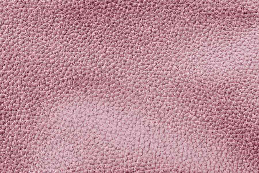 Pink Leather Grain Texture