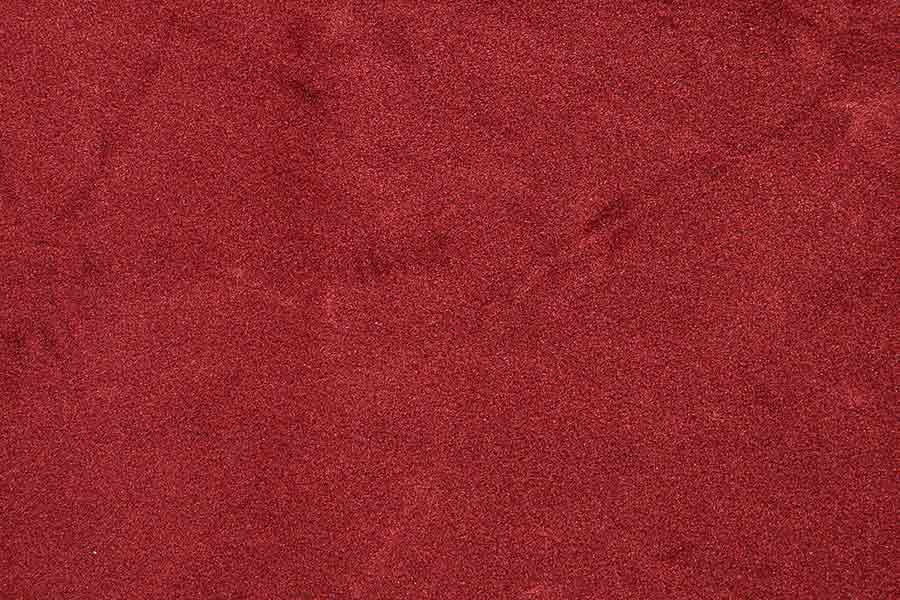 Red Suede Texture