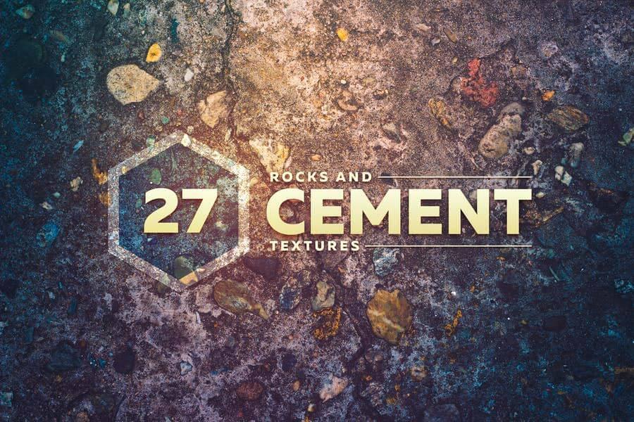 Rocks & Cement Textures