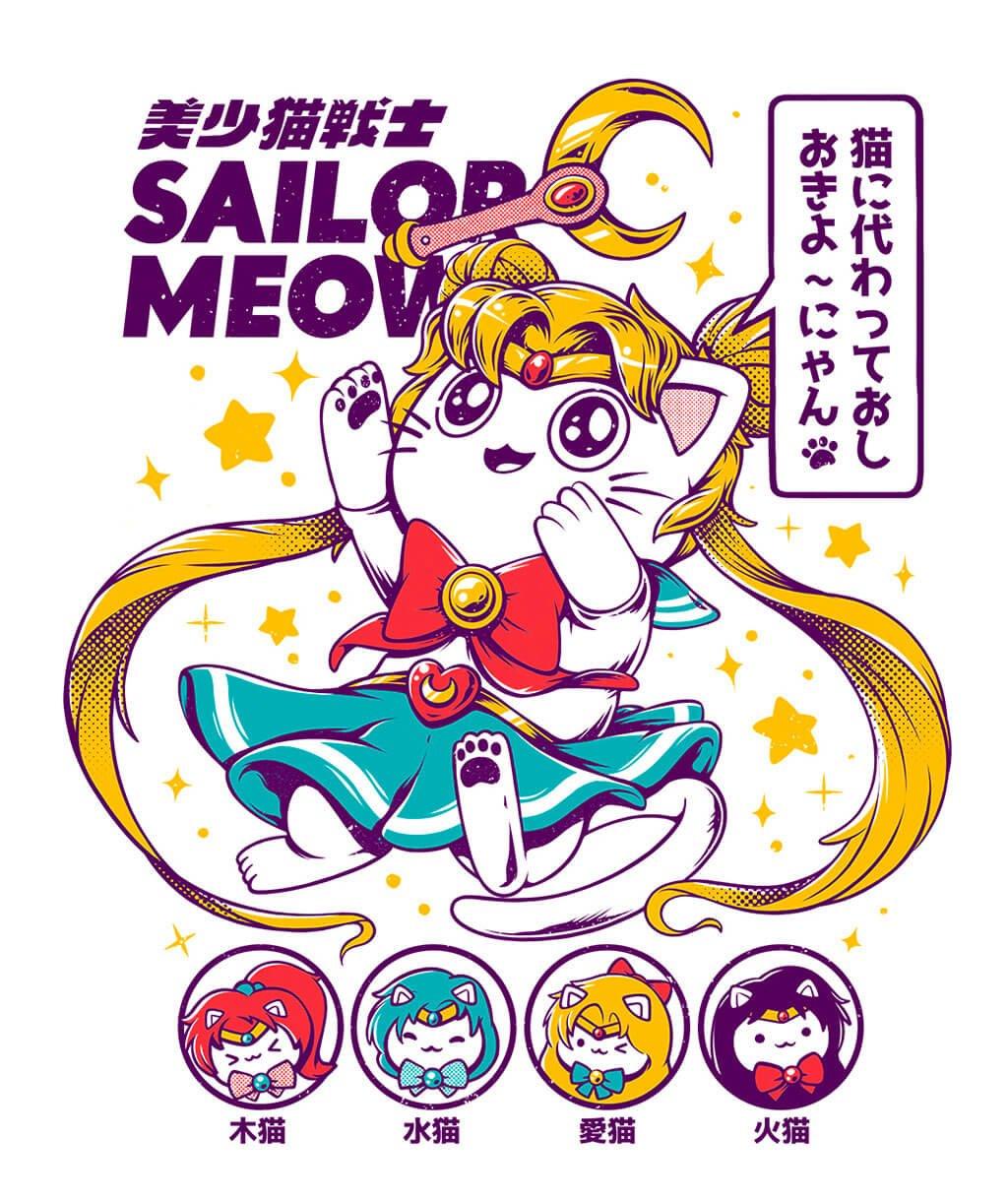Sailor Moon Fan Art by Ilustrata studio , Victor Kahn