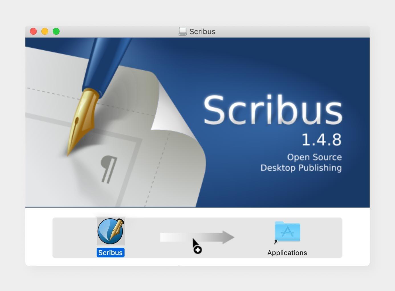 Scribus as InDesign alternative