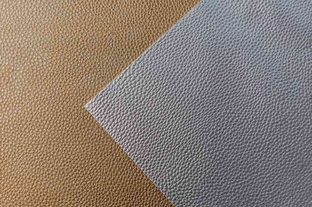 Silver & Gold Leather Textures