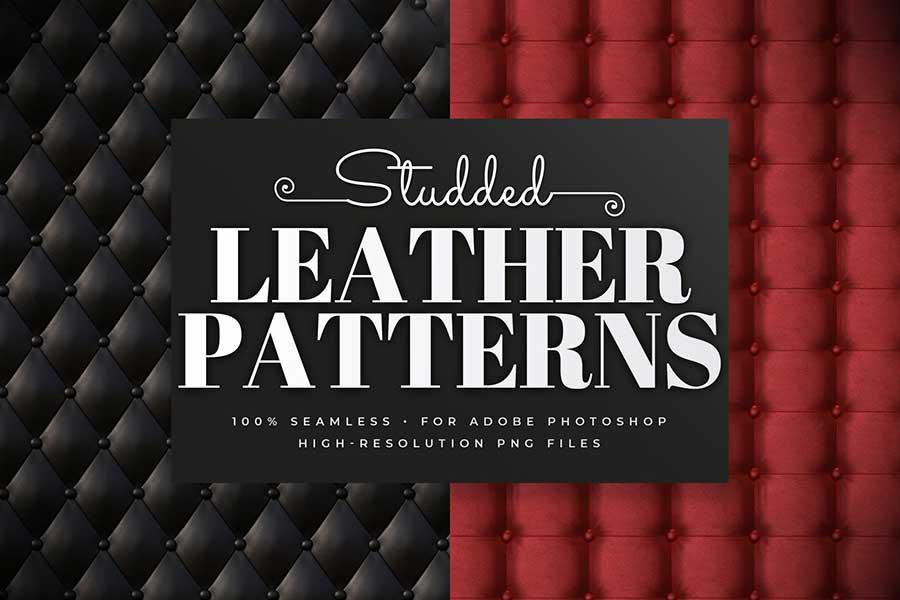 Studded Leather Patterns