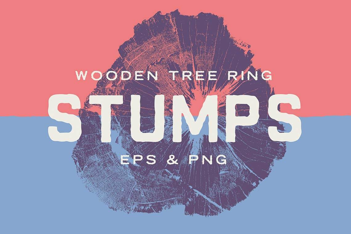 Stumps Tree Vectors