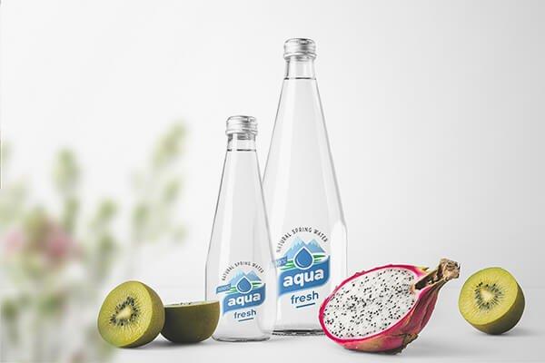 Water Bottle Mockup Templates