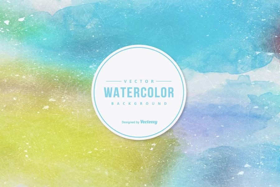 Watercolor Vector Texture