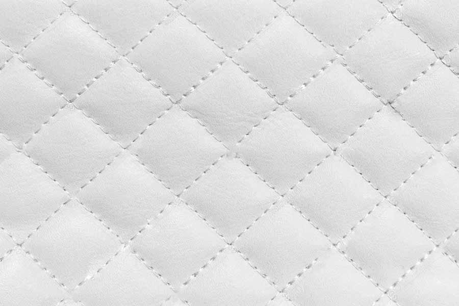 White Leather Background-1