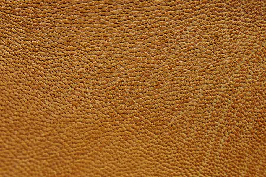Leather Orange Texture