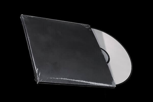 Angled CD Mockup