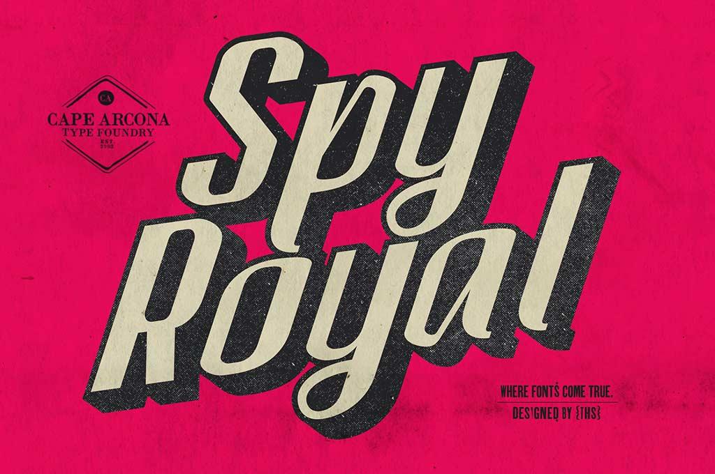 CA Spy Royal
