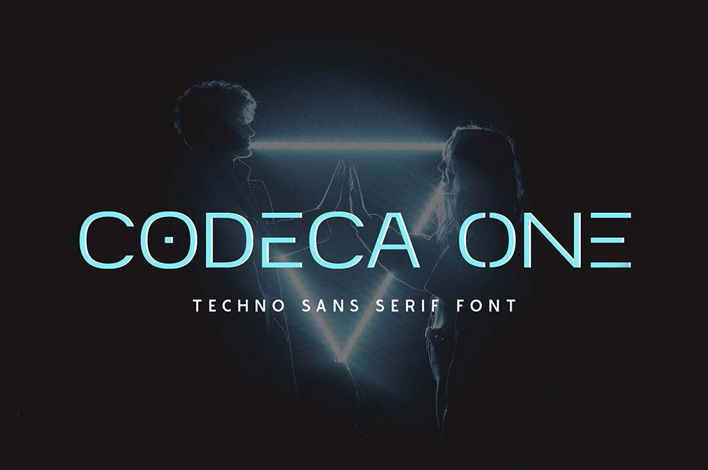 Codeca One — Techno Sans