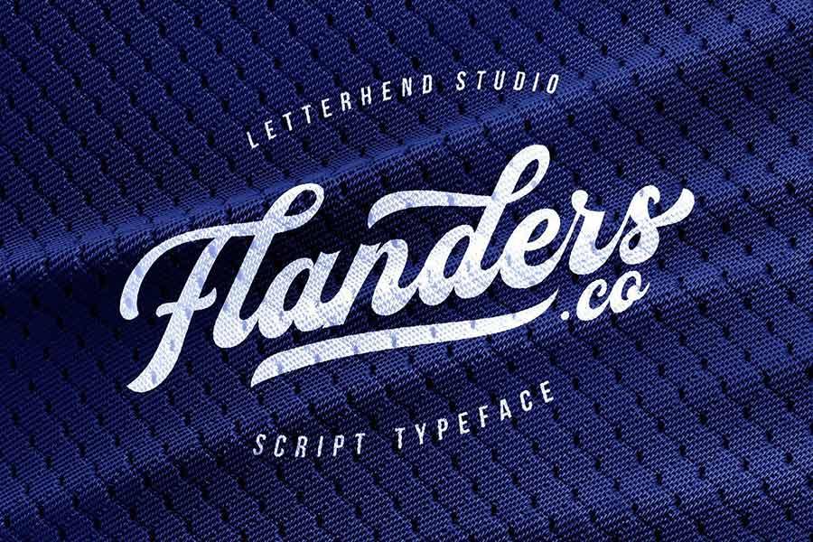 Flanders Sports Script