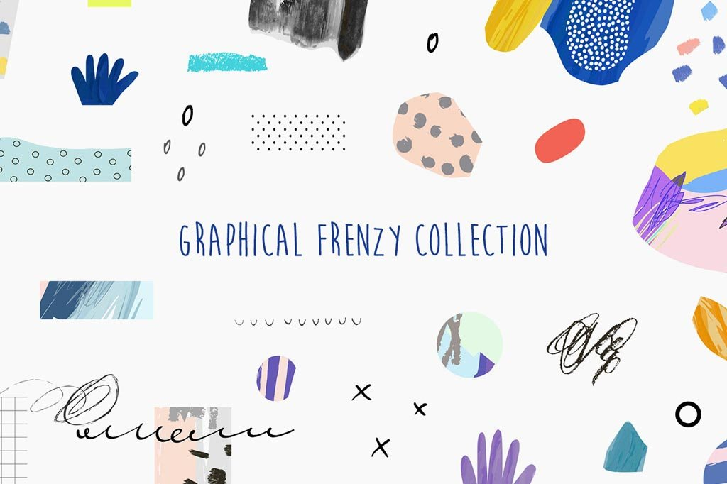 Graphical Frenzy Collection