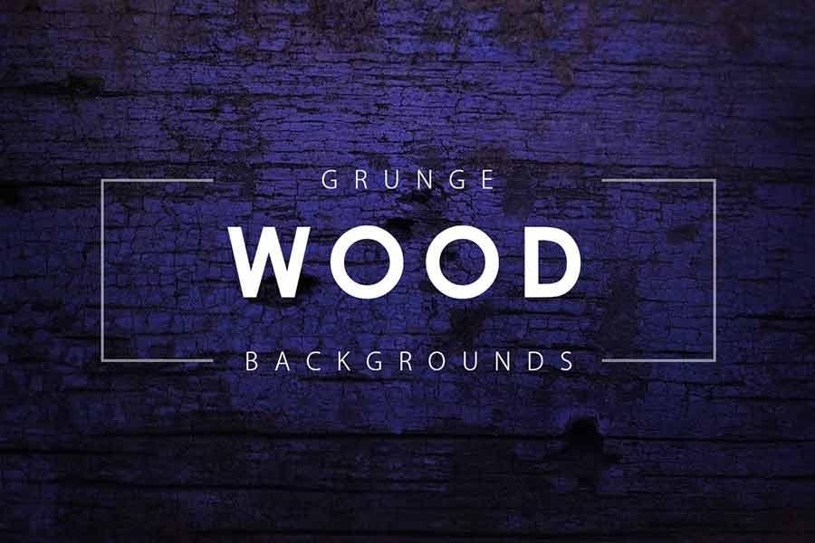 Grunge Wood Backgrounds