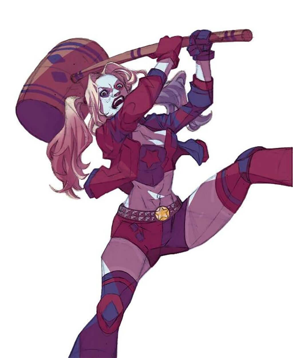 Harley Quinn by Ian Waryanto