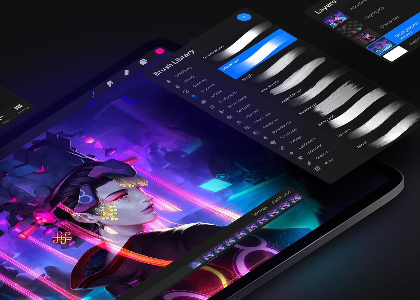 How to Install Procreate App Brushes
