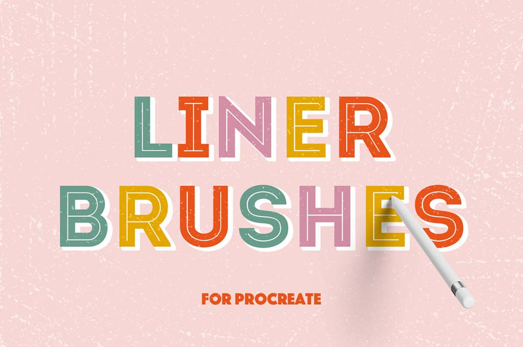 Liner Procreate Brushes
