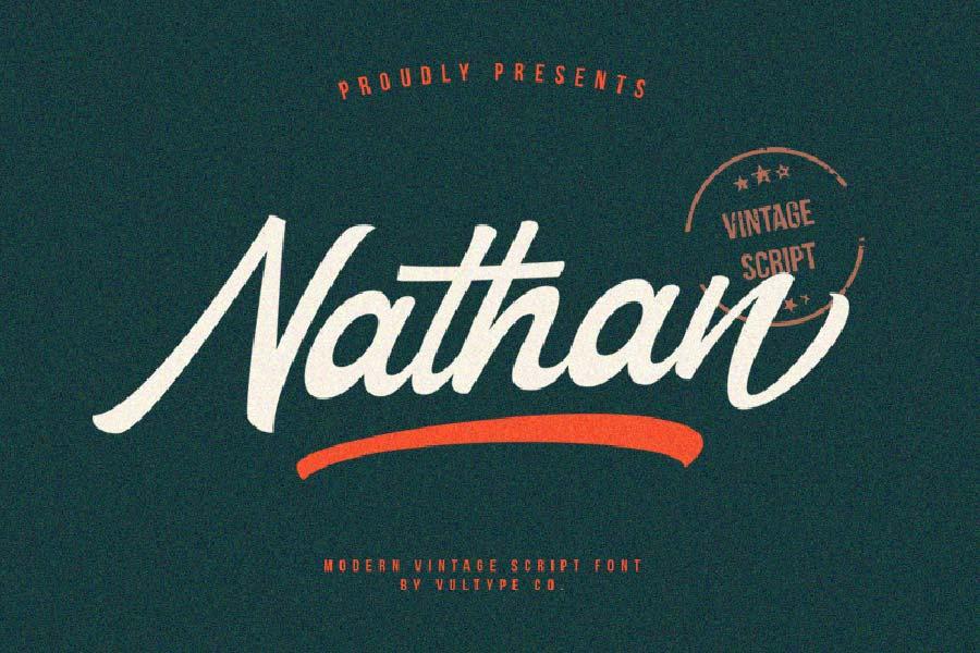 Nathan Vintage Script