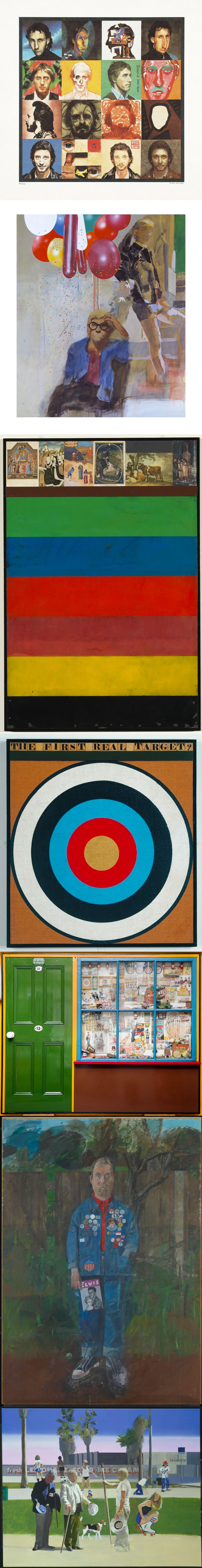 Pop Art by Peter Blake