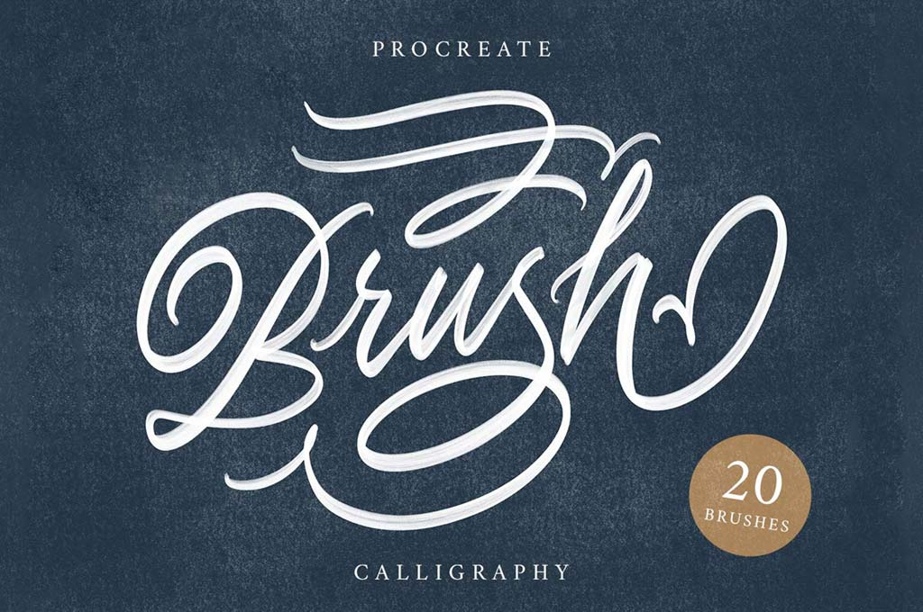 Procreate Calligraphy Brush