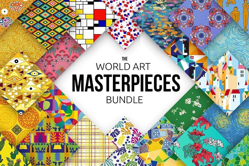 The World Art Masterpieces Bundle