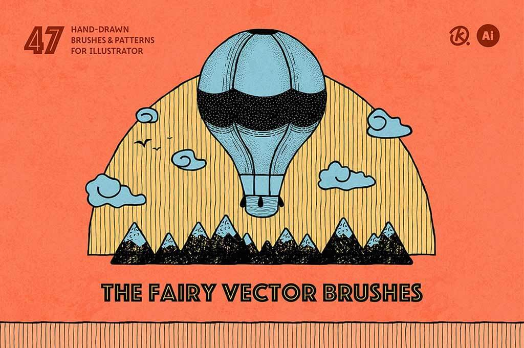 The Fairy Illustrator Brushes