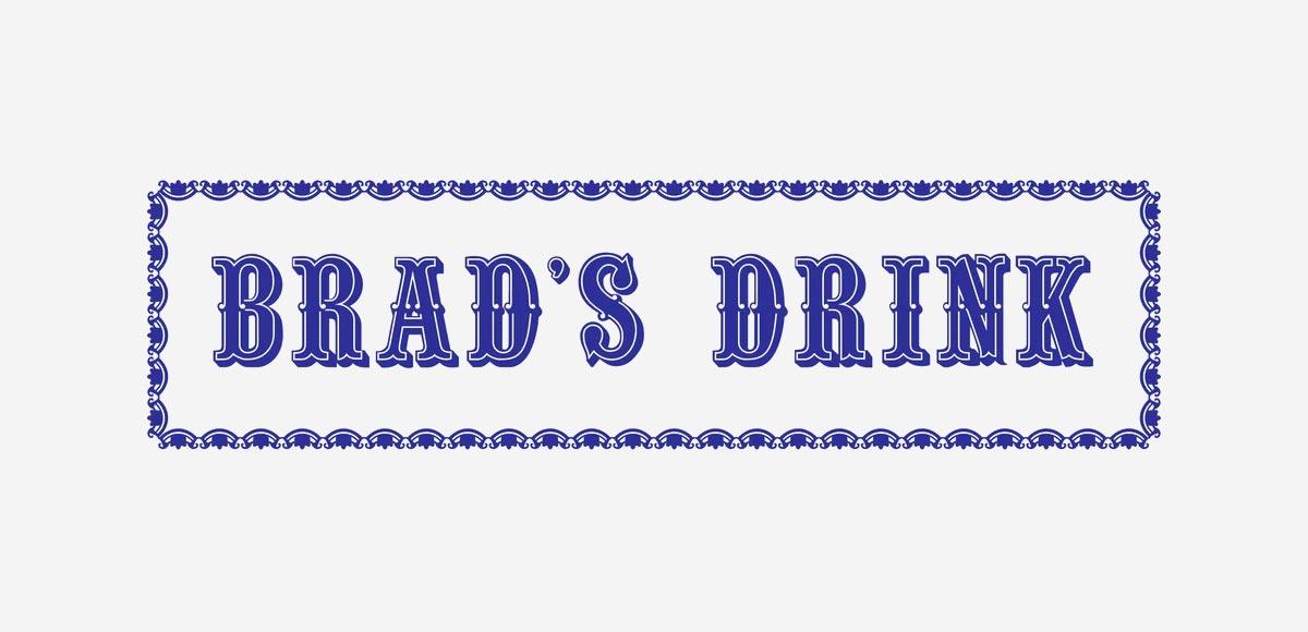 1893 Brad's Drink