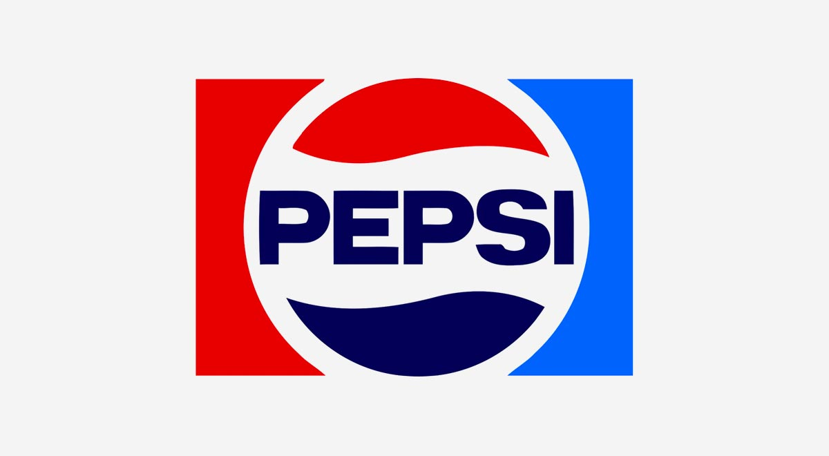 1973 Pepsi Logo