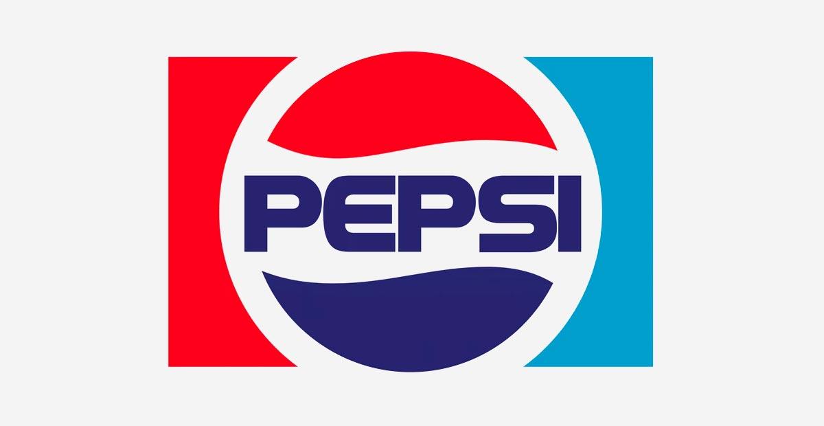 1987 Pepsi Logo