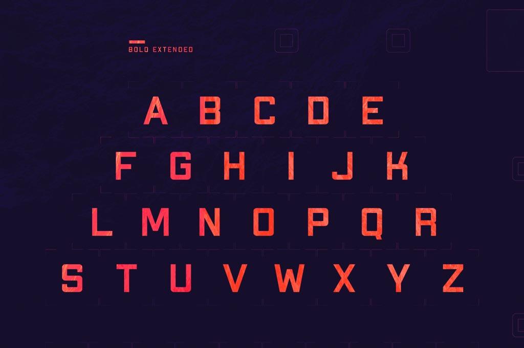 APEX Free Sans Serif Font