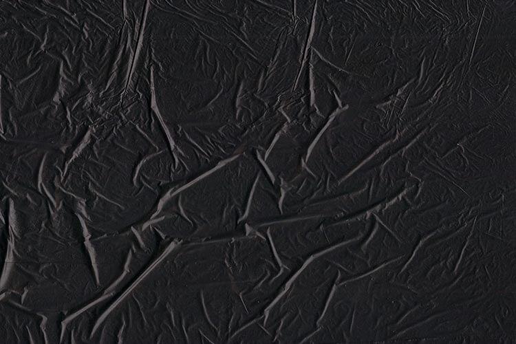 Black Bag Plastic Texture