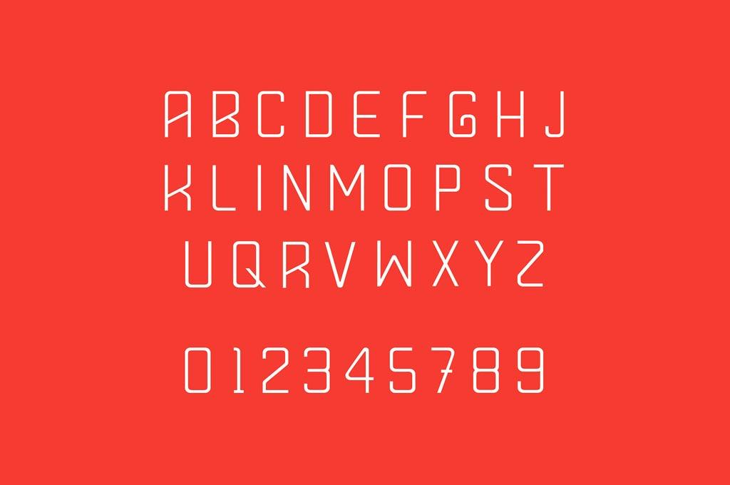 Blern Free Typeface