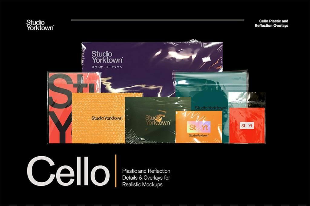 Cello - Plastic Texture Collection