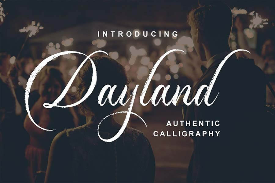 Dayland — Authentic Calligraphy