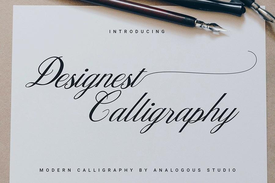 Designest Calligraphy
